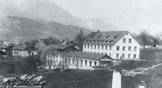 usine swarovski en autriche